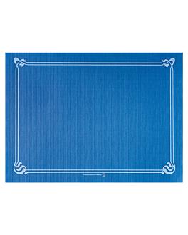 mantelines 48 g/m2 31x43 cm azul marino celulosa (2000 unid.)