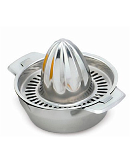 juice squeezer Ø 12,7 cm silver stainless steel (1 unit)