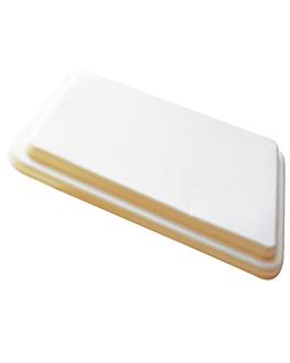coperchi per codice 194.27 'bionic' bianco bagassa (400 unitÀ)
