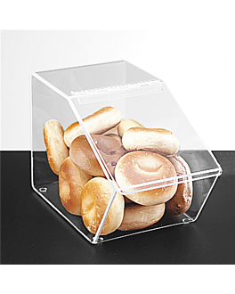 display konditorei unverpackte waren 20x25x26 cm transparent acryl (1 einheit)
