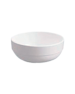 boles Ø 11,5x5,1 cm blanco melamina (12 unid.)