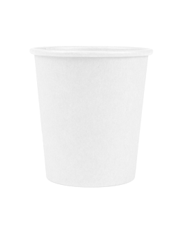small containers 120 ml 210 + 18 pe gsm Ø6,15/4,5x6,5 cm white cardboard (1000 unit)