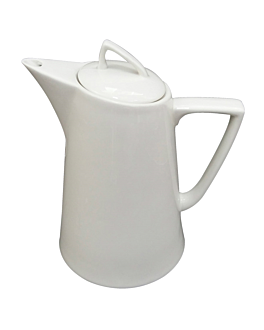 leiteiras 18x13x20,5 cm branco porcelana (2 unidade)