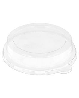 couvercles hauts pour saladiers 215.84-215.03 'bionic' Ø 14x3,1 cm transparent pet (450 unitÉ)
