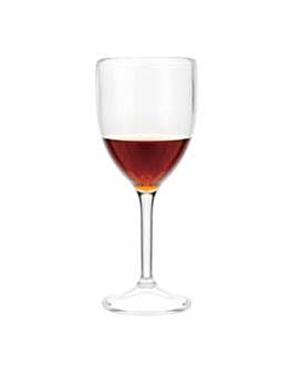 bicchieri da acqua 175 ml Ø 6,8x13,5 cm trasparente policarbonato (72 unitÀ)