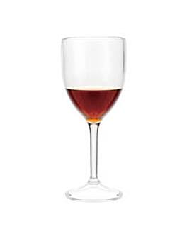 copas vino 175 ml Ø 6,8x13,5 cm transparente policarbonato (72 unid.)