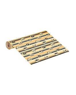 nappe en rouleau cotillon 55 g/m2 1,18x40 m airlaid (1 unitÉ)