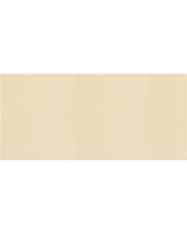 """""""tÊte À tÊte"""" 1/2 folded 55 gsm 40x100 cm ivory airlaid (400 unit)"""