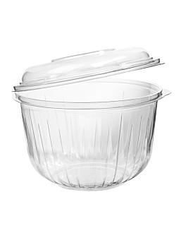 presenta bowl c/haut inco. 2000 ml Ø 18,5x13,5 cm transparent ops (150 unitÉ)