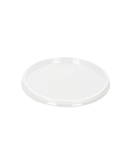 flat lids for items 126.59/84/85 Ø 12 cm clear ops (500 unit)