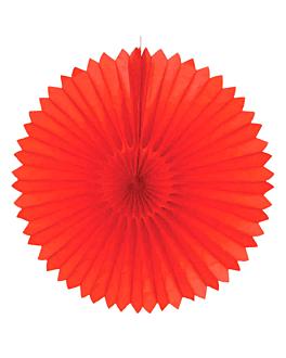 decoraciÓn christmas Ø 40 cm rojo (1 unid.)