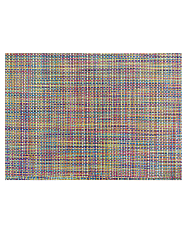 tovagliette offset 'trama' 70 g/m2 30x42 cm quatricomia carta (2000 unitÀ)