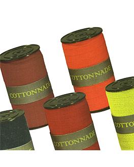 """cinta """"cottonade"""" 10 mmx20 m rojo (1 unid.)"""