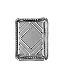 recipientes rectangulares 2200 ml 31,2x21,1x4 cm aluminio (450 unid.)
