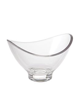coupes À desserts 13x9,7x8,4 cm transparent polycarbonate (72 unitÉ)