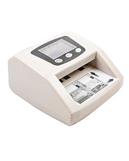 euro counterfeit note detector ac220-240v  white plastic (1 unit)