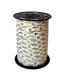 cinta 'laponie' 10 mm x 225 m dorado pp (1 unid.)