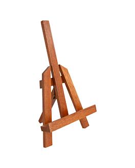 chevalets À table/comptoir 16x4,5x30 cm bois bois (1 unitÉ)