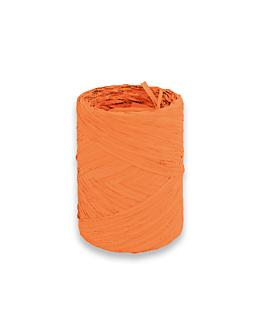 ruban 'raphlene' 'raphlene' 12,5 mmx100 m orange (1 unitÉ)