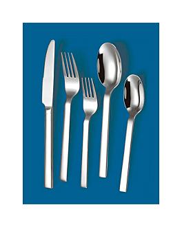 """fourchettes a dessert """"linea 2064"""" 16cm/ 3,0 mm metal inox 18% (12 unitÉ)"""