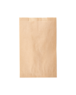 grillbags to heat sandwiches 'grill&go' 40 gsm 14+7x22 cm natural kraft (500 unit)