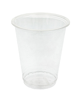 gobelets 220 ml Ø7,4x8,6 cm transparent pet (1000 unitÉ)