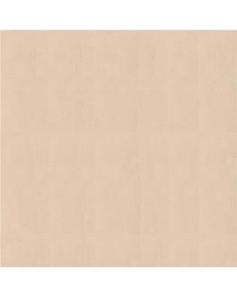 toalhas de mesa dobradas m 'like linen' 70 g/m2 120x120 cm creme spunlace (200 unidade)