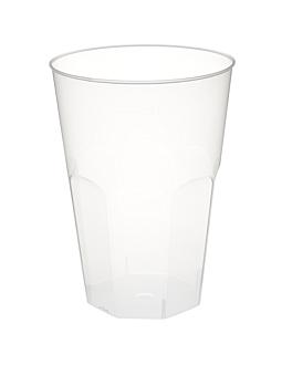 verres incassables 300 ml transparent pp (450 unitÉ)