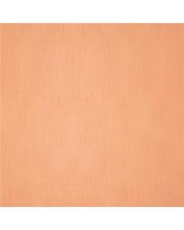 nappes pliage m 48 g/m2 80x80 cm salmÓn cellulose (200 unitÉ)