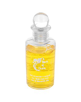 flakon gel 'touch of charm' 30 ml 8 cm transparent plastik (300 einheit)
