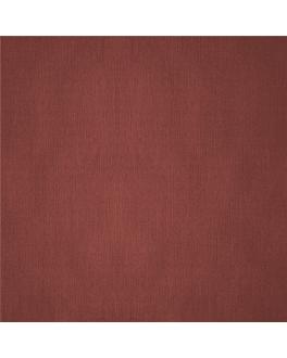 nappes pliage m 48 g/m2 100x100 cm bordeaux cellulose (200 unitÉ)