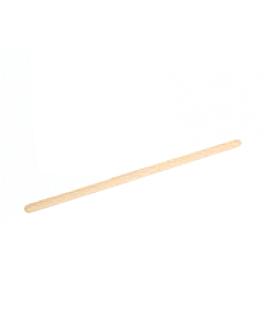 sticks pour pommes d'amour Ø 0,3x18 cm naturel bois (100 unitÉ)
