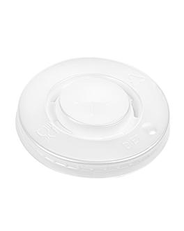 lids for cups codes 229.08/10,153.87/88 Ø 9,2 cm translÚcido ps (1000 unit)
