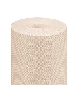 """tÚ y yo"" pre 120cm (20 ser.) 'like linen' 70 g/m2 0,40x24 m crema spunlace (6 unid.)"