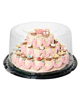 sets base + lid cakes Ø 18x7,8 cm ops (250 unit)