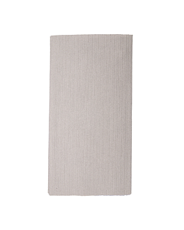 napkins 1/8 fold 'like linen' 70 gsm 45x45 cm grey spunlace (600 unit)