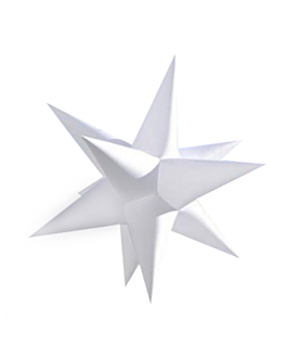 estrella gigantes hinchables Ø 150 cm pvc (1 unid.)