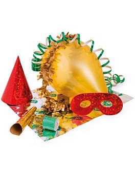 pack christmas 'royale' 28x35 cm assorted (1 unit)