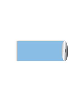 mantel en rollo 60 g/m2 1,20x50 m azul celeste airlaid (1 unid.)