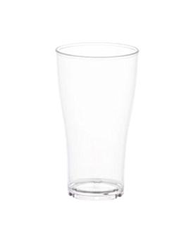 round base cups 565 ml Ø 8,8x15,4 cm clear polycarbonate (72 unit)