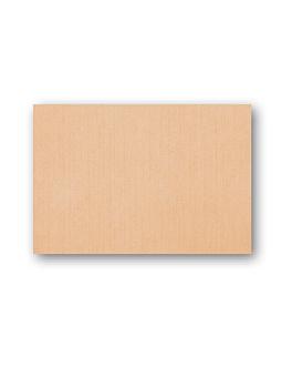 mantelines 'dry cotton' 55 g/m2 30x40 cm mandarina airlaid (800 unid.)