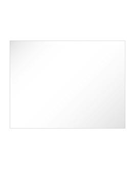 specchio rettangolare 61x41x0,5 cm acrilico (1 unitÀ)