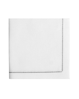 napkins f. 1/4 'cool-cotton' 140 gsm 21x21 cm white cotton (150 unit)