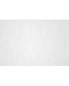 manteles plegado m 48 g/m2 80x120 cm blanco celulosa (200 unid.)