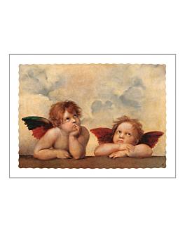 tovagliette offset stampato 'raffaello' 70 g/m2 29,5x40 cm quatricomia carta (2000 unitÀ)