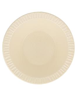 taÇa em foam laminado 360 ml Ø 15x5,5 cm amÊndoa pse (1000 unidade)