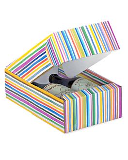 30 e. verpackungen 2 flaschen 'bayadÈres' 34x18,5x9 cm karton (30 einheit)