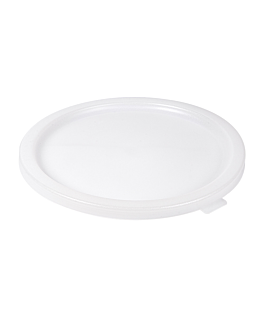 lid for items 164.91/92 Ø 31,9 cm white pe (1 unit)