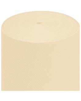 nappe prÉ-dÉcoupÉe - 60 segments 55 g/m2 120x120 cm ivoire airlaid (4 unitÉ)