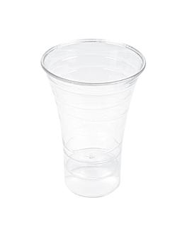 mini vasos inyectados 50 ml Ø 4,8x7 cm transparente ps (600 unid.)